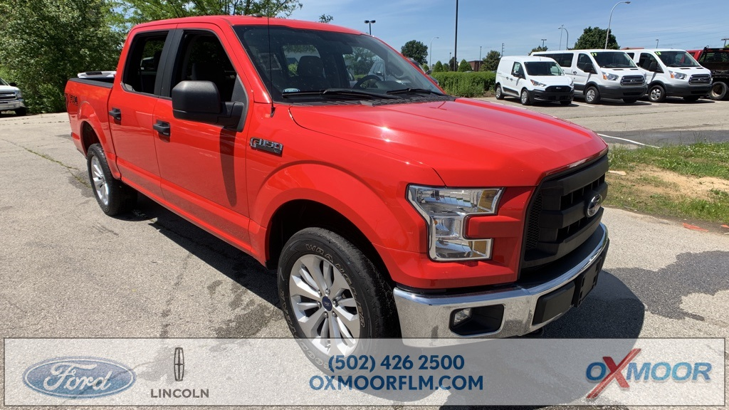 Pre Owned 2016 Ford F 150 Xl