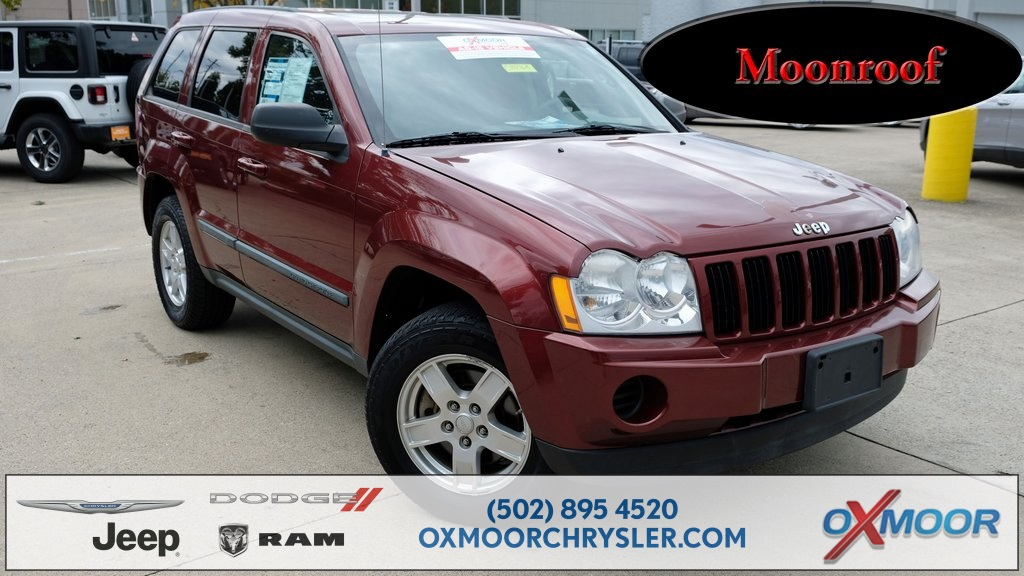 2007 Jeep Grand Cherokee Laredo >> Pre Owned 2007 Jeep Grand Cherokee Laredo 4wd 4d Sport Utility