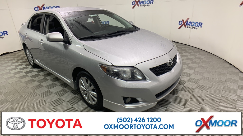 Pre Owned 2010 Toyota Corolla S