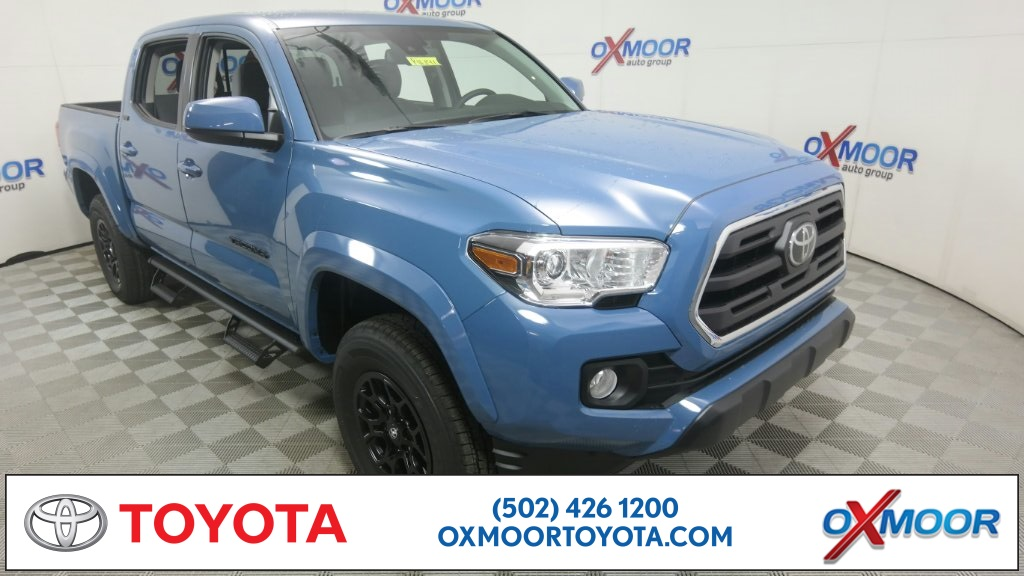 New 2019 Toyota Tacoma Sr5 4d Double Cab In Louisville T46191