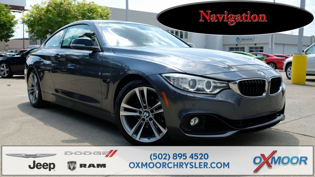Oxmoor Toyota Service >> Pre Owned 2014 Bmw 4 Series 428i Rwd 2d Coupe